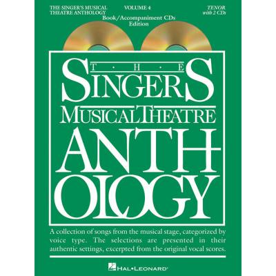 Singer´s musical theatre anthology 4