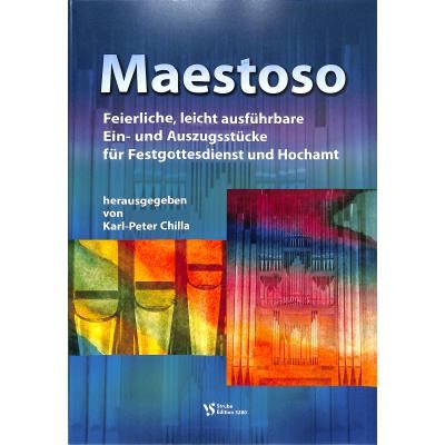 MAESTOSO - FEIERLICHE LEICHT AUSFUEHRBARE EIN