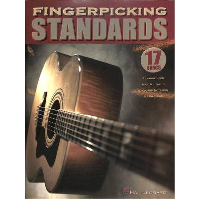 Fingerpicking standards - 17 songs
