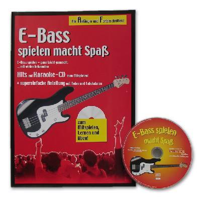 E-BASS SPIELEN MACHT SPASS