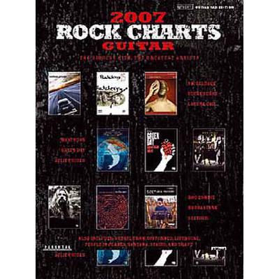 ROCK CHARTS GUITAR 2007
