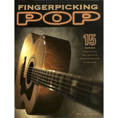 FINGERPICKING POP - 15 SONGS