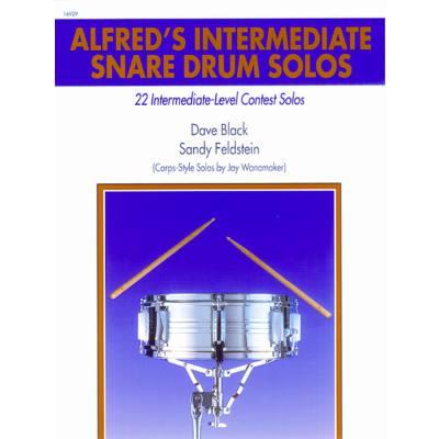 alfred-s-intermediate-snare-drum-solos