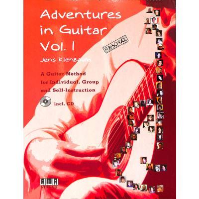 Adventures in guitar 1