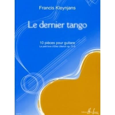 LE DERNIER TANGO