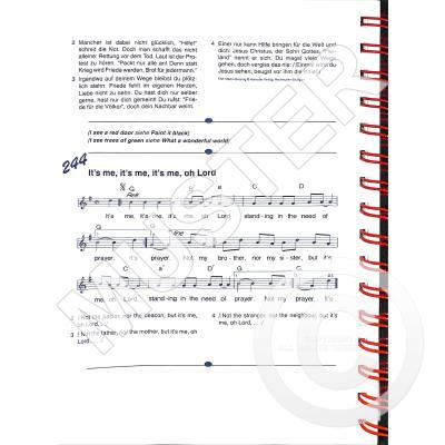 Grosses Cavayom Liederbuch Musikhaus Hieber Lindberg