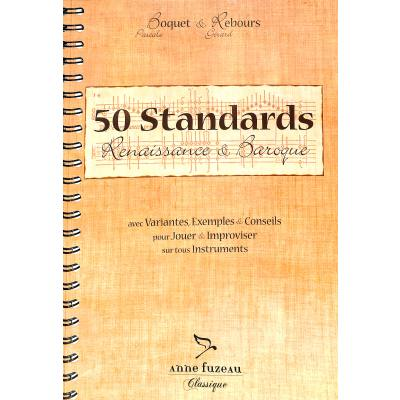 50 STANDARDS - RENAISSANCE & BAROQUE