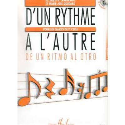 D'UN RYTHME A L'AUTRE 3