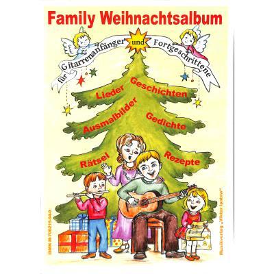 family-weihnachtsalbum