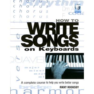 how-to-write-songs-on-keyboards