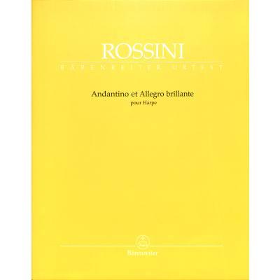 Andantino + Allegro brillante
