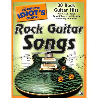 The Complete Idiot´s Guide To Rock Guitar Songs