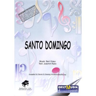 Santo Domingo Notenbuchde