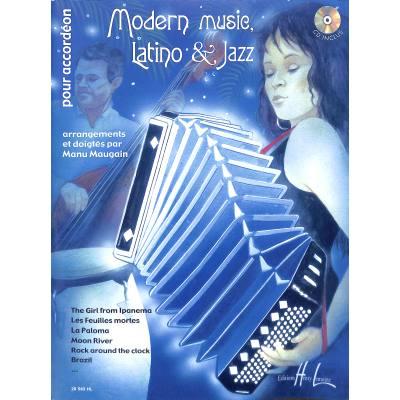 MODERN MUSIC LATINO & JAZZ