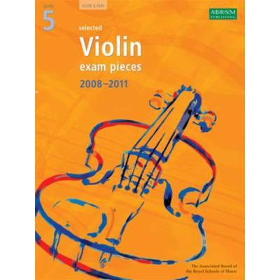 selected-violin-exam-pieces-5-2008-2011