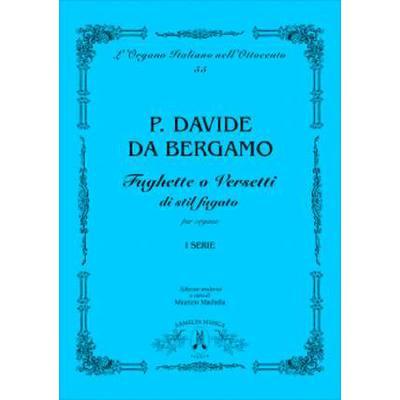 Fughette E Versetti In Stil Fugato 1