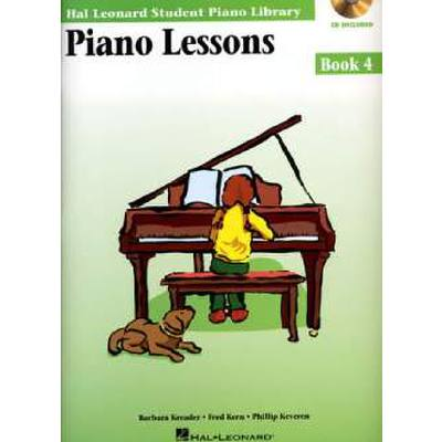 PIANO LESSONS 4