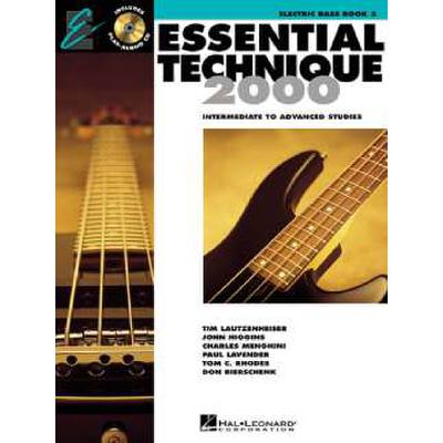 Essential technique 2000 Bd 3