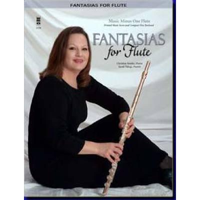 fantasias-for-flute