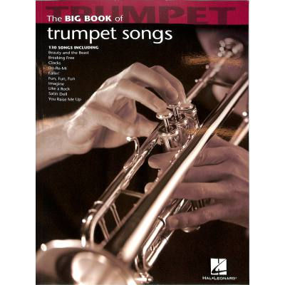 Big book of trumpet songs