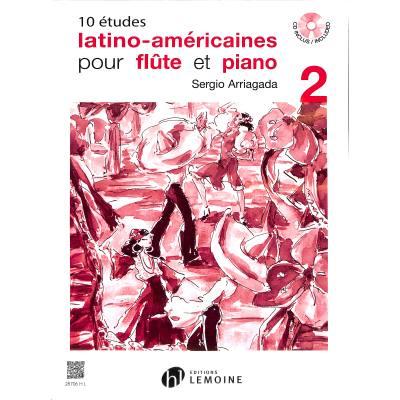10 etudes latino americaines 2