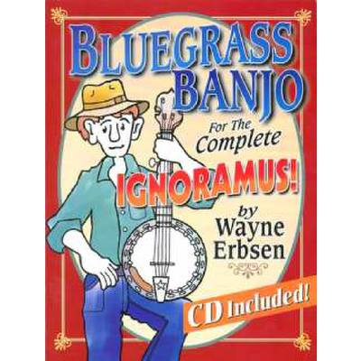 Bluegrass banjo for the complete ignoramus