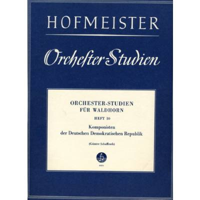 Orchesterstudien 10