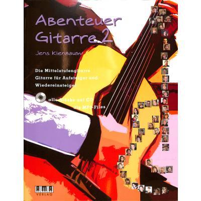 Abenteuer Gitarre 2