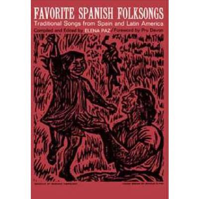 Favorite Spanish Folksongs