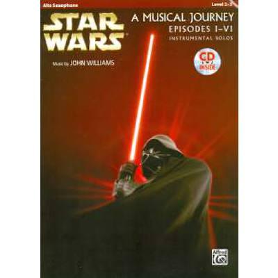Star Wars - Episodes 1-6 - instrumental solos