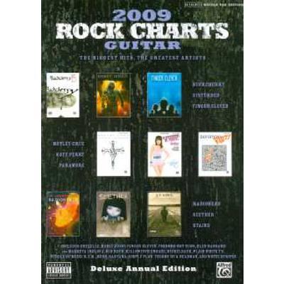ROCK CHARTS GUITAR 2009