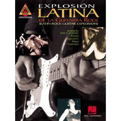 EXPLOSION LATINA DE LA GUITARRA ROCK
