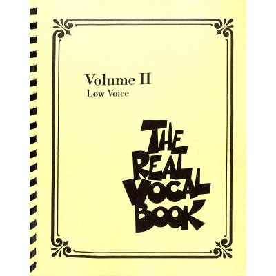 The Real Vocal Book 2
