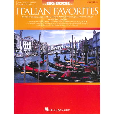 The big book of italian favorites