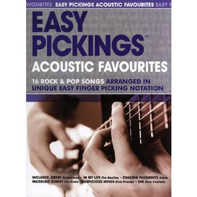EASY PICKINGS - ACOUSTIC FAVOURITES