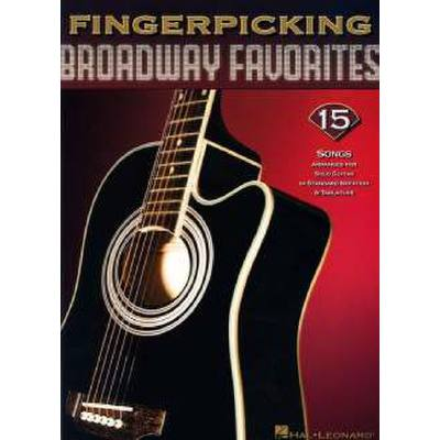 FINGERPICKING BROADWAY FAVORITES