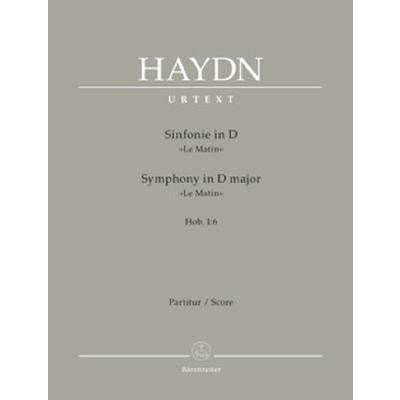 Sinfonie D-Dur Hob 1/6 (le matin)