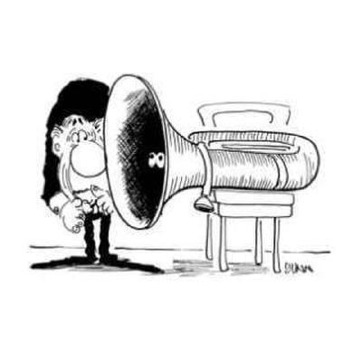 the-tuba-player