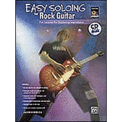 EASY SOLOING FOR ROCK GUITAR