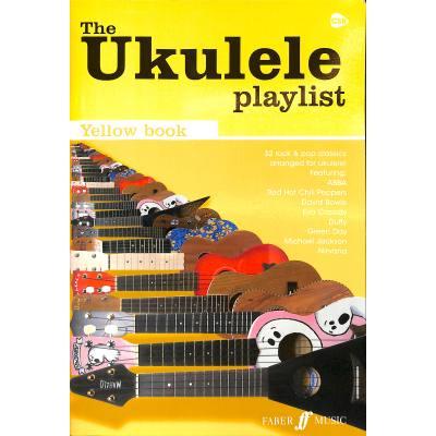 The ukulele playlist - yellow book