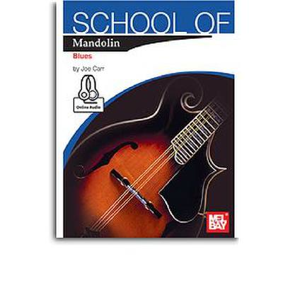SCHOOL OF MANDOLIN - BLUES