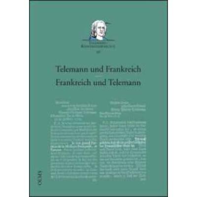 telemann-und-frankfreich-frankreich-und-telemann, 49.80 EUR @ notenbuch-de