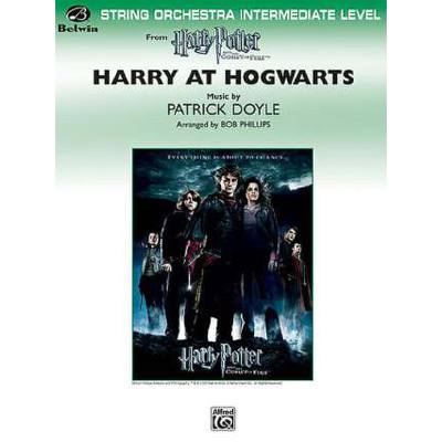 harry-at-hogwrats