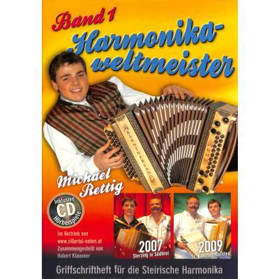 Harmonika Weltmeister 1