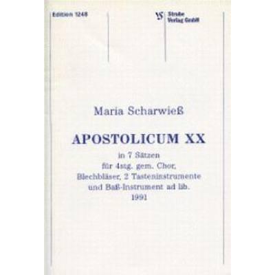 APOSTOLICUM XX IN 7 SAETZEN
