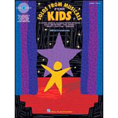 solos-from-musicals-for-kids, 13.95 EUR @ notenbuch-de