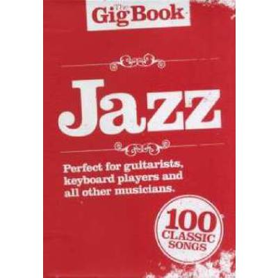 The gig book - Jazz