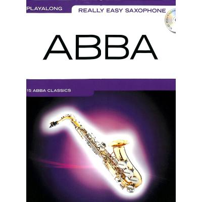 Really Easy Saxophone
