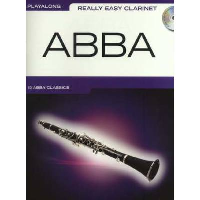 REALLY EASY CLARINET