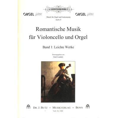 Romantische Musik 1 - leichte Werke
